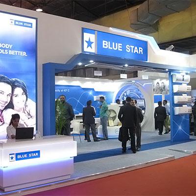 Bluestar prefabricated outlet by Mediatech International