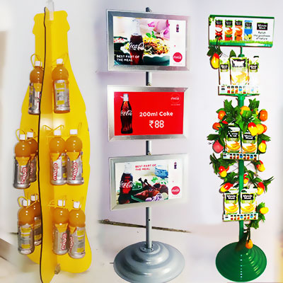 Racks fabricated by Mediatech international pvt ltd
