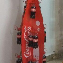 ACP 3 Tier Bottle Shape Rack