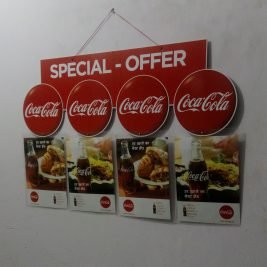 Special Offer Hanging Board